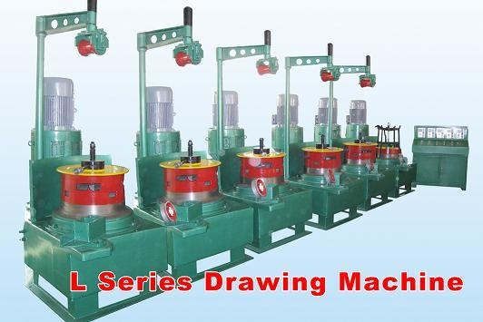 Wire Drawing Machine (LW-1-7/450)