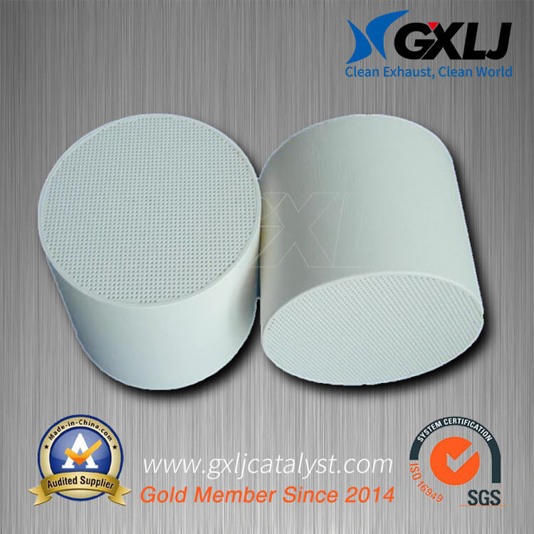 Cordierite Ceramic Honeycomb for Car From China Filter