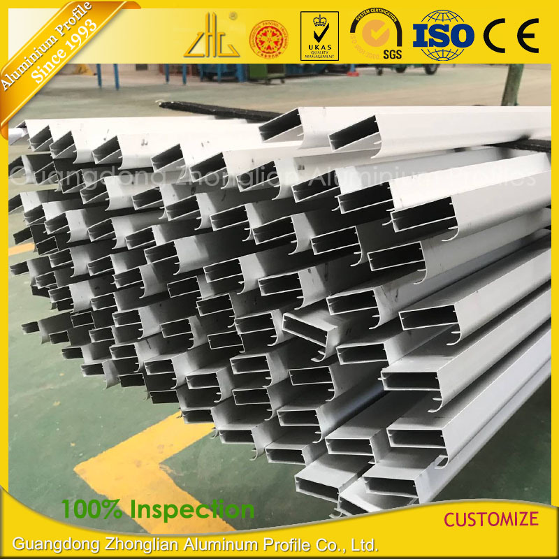 Aluminium Profile for Kitchen Cupboard and Sliding Wardrobes Manufacturing