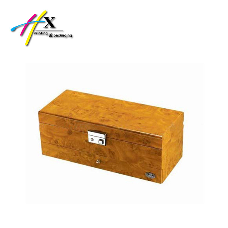 Watches Packaging Box/Black Wooden Box for Watch