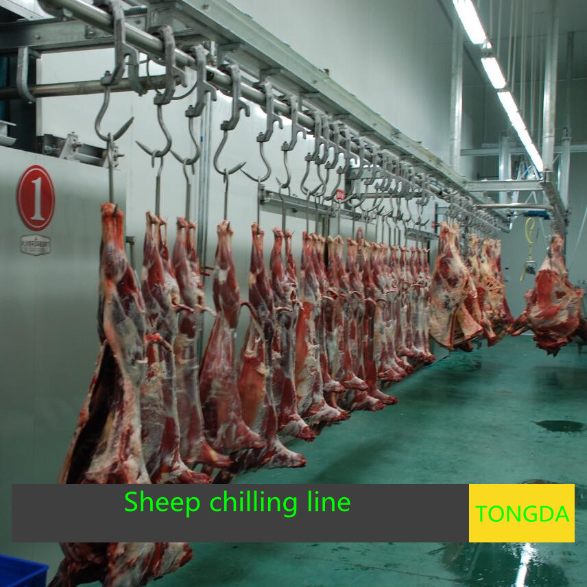 Meat Cutting and Deboning Line- Slaughter System