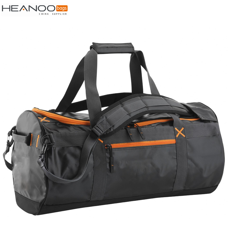 Polyester/Canvas Custom Promotion Gym Duffle Tote Travel Luggage Bag