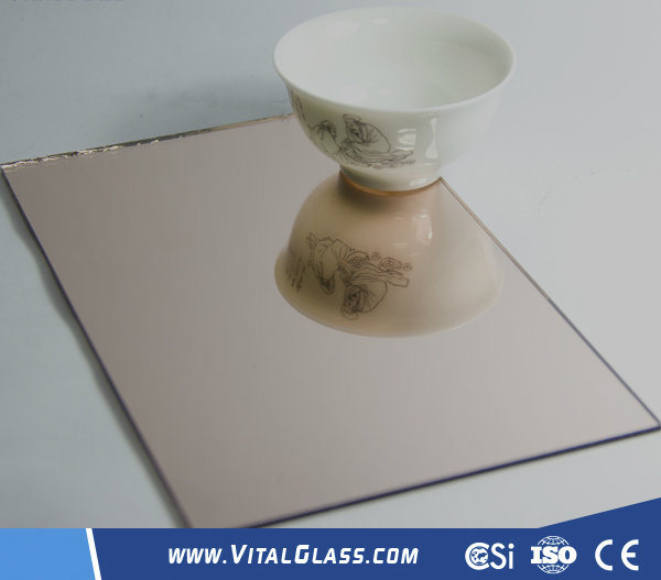 Bronze/Golden Bronze Mirror for Mirror Glass with CE & ISO9001