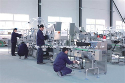 Good Quality Automatic High-Speed Square and Round Bottle Labeling Machine