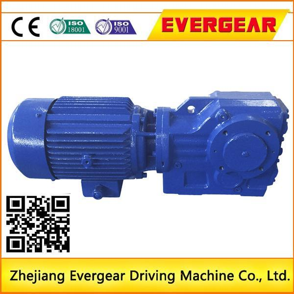S Series China Generator Helical-Worm Crushers Reduction Box