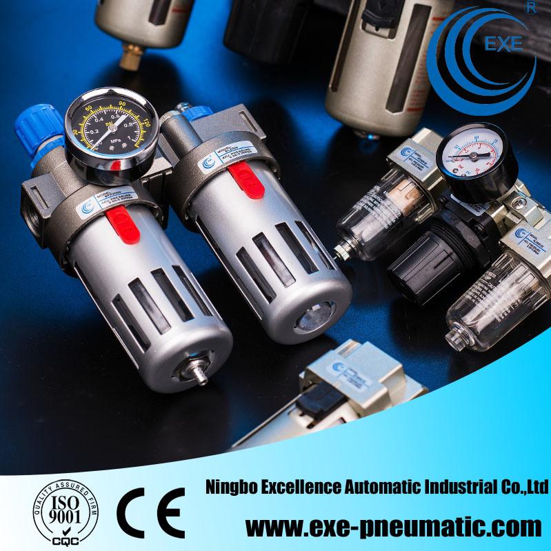 Excellence Pneumatic F. R. L Combination Solenoid Valve