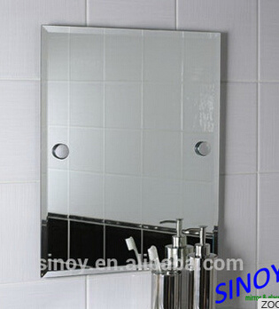 High Quality Waterproof Clear Silver Mirror Glass