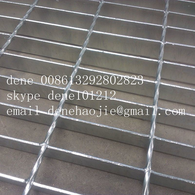 TUV Rheinland Steel Grating for Construction