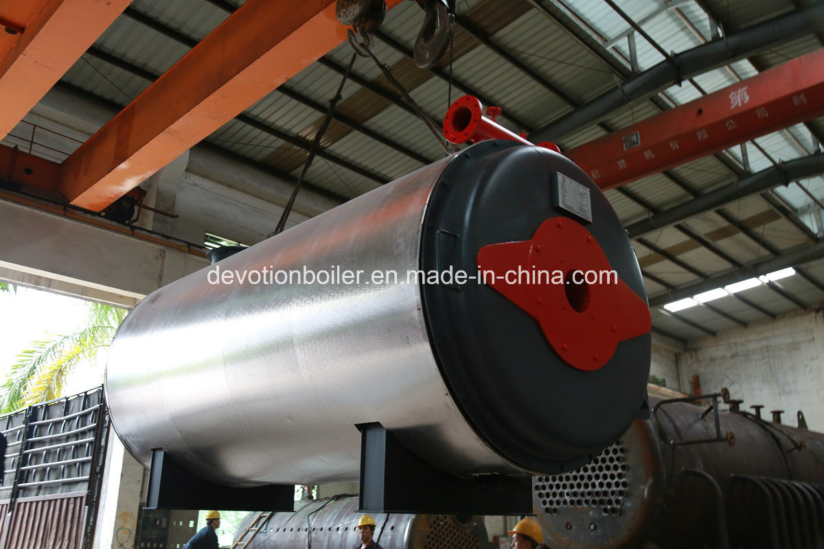 Standard 1800 Kw Gas/Oil/Dual Fuel Thermal Oil Heater