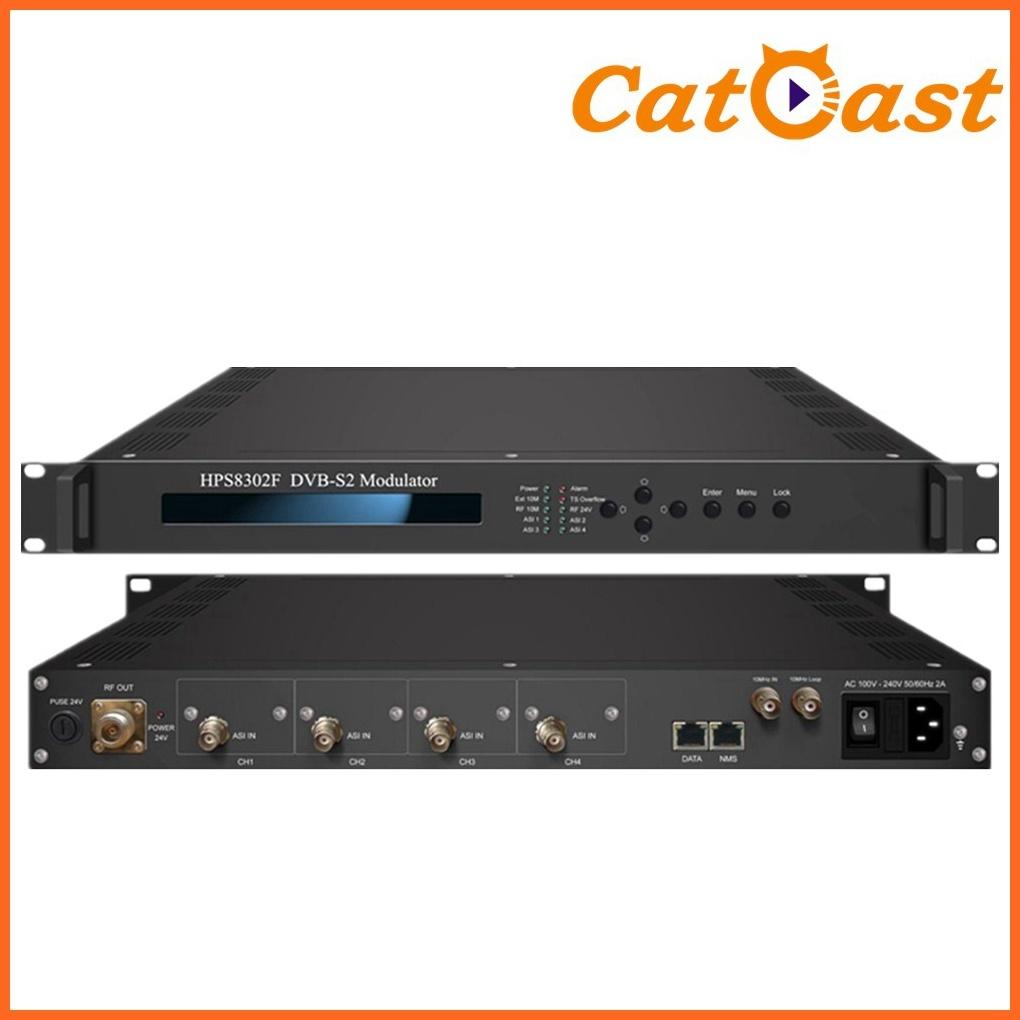 H. 264 DVB-S/S2 RF Modulator