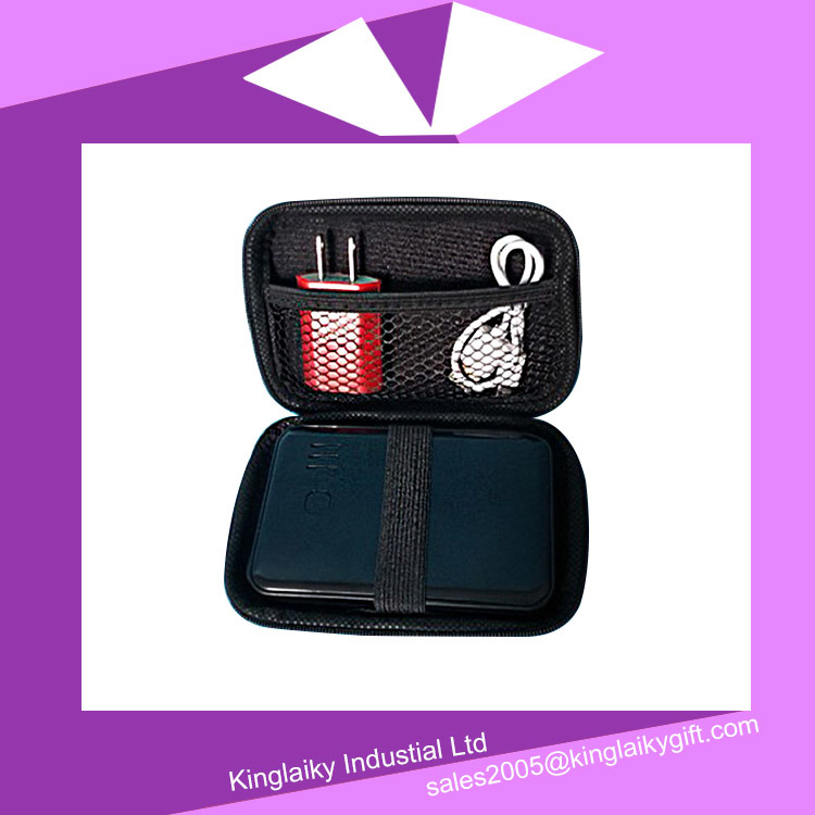 Daily Use Promotional Gift Power Bank with Bag (KPB-002)