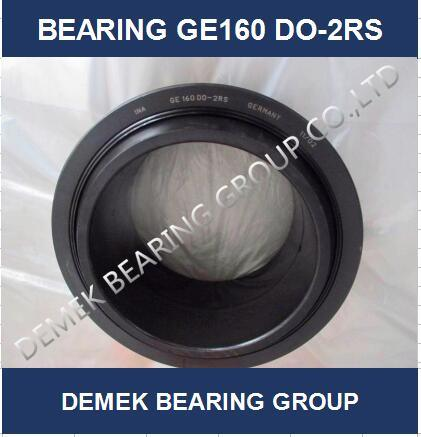 Radial Spherical Plain Bearing Ge160 Do-2RS