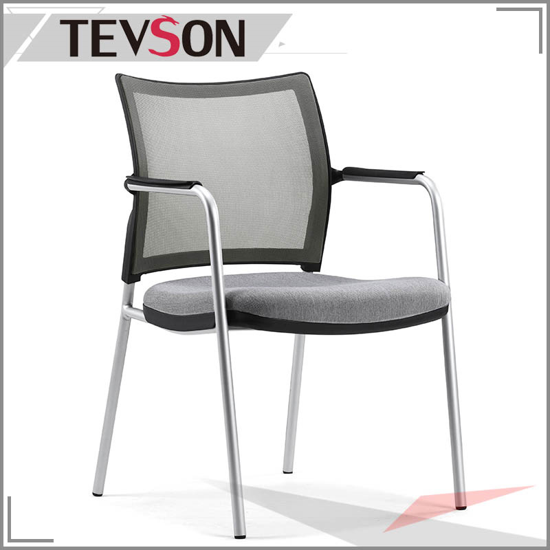 Durable and Stable Office Meeting Visitor Chair for Reception Room