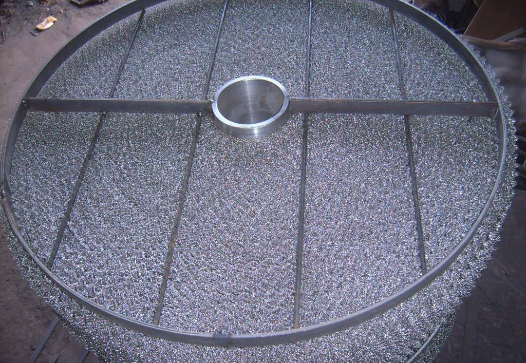 Stainless Steel Demister Pad with Grid China Anping Supplier Factory