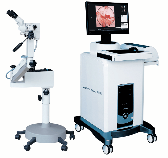 Medical Equipment Digital Imaging System with CE Colposcope