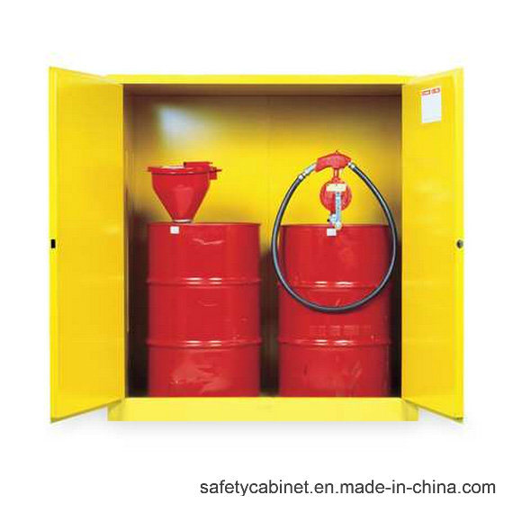 Westco Flammable Safety Storage Cabinet for 2 Vertical Drums