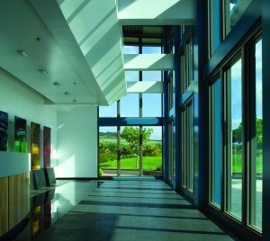 Self-Adhesive Window Film for Surface Protection with UV Resistance