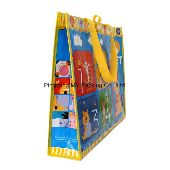 Experience Factory Promotional Bag for Supermarket