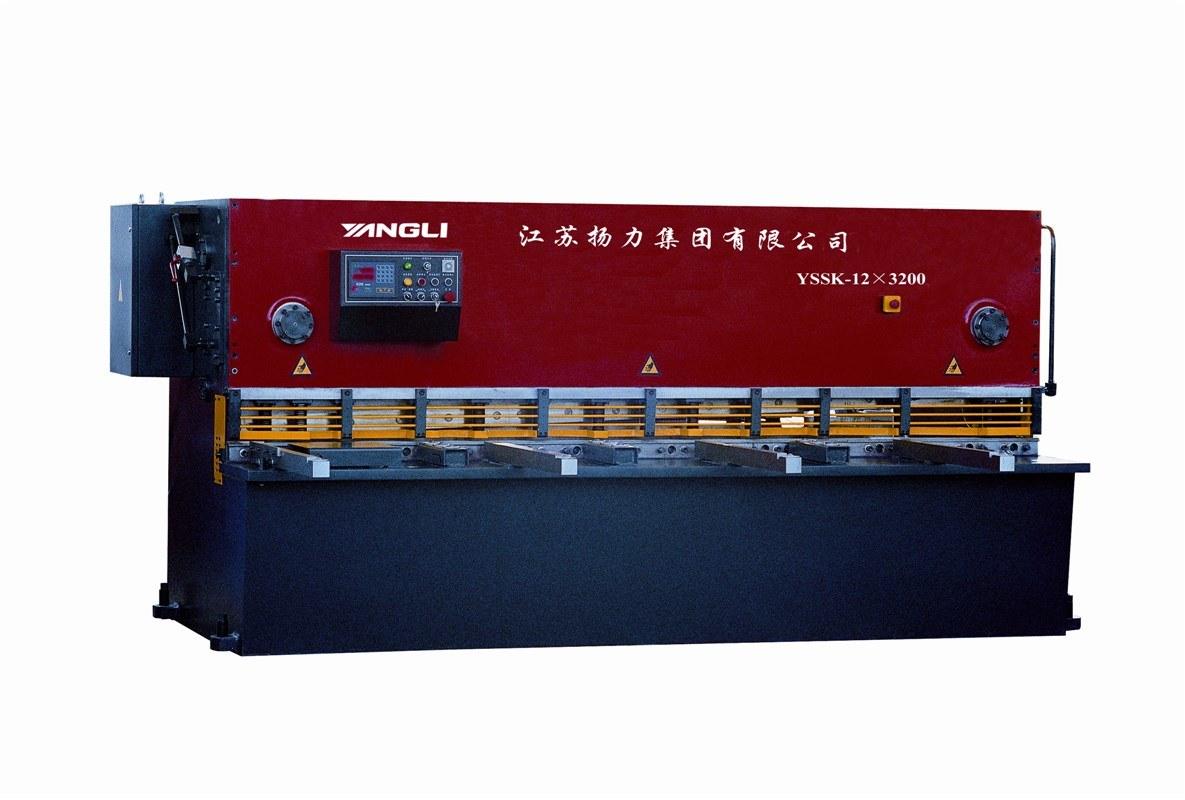 Wc67k Series Economic Type CNC Hydraulic Press Brake