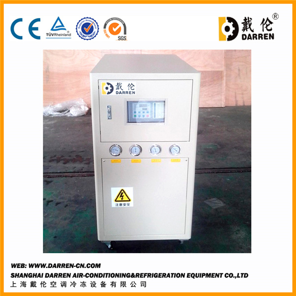 CE Water-Cooled Scroll Industrial Chiller