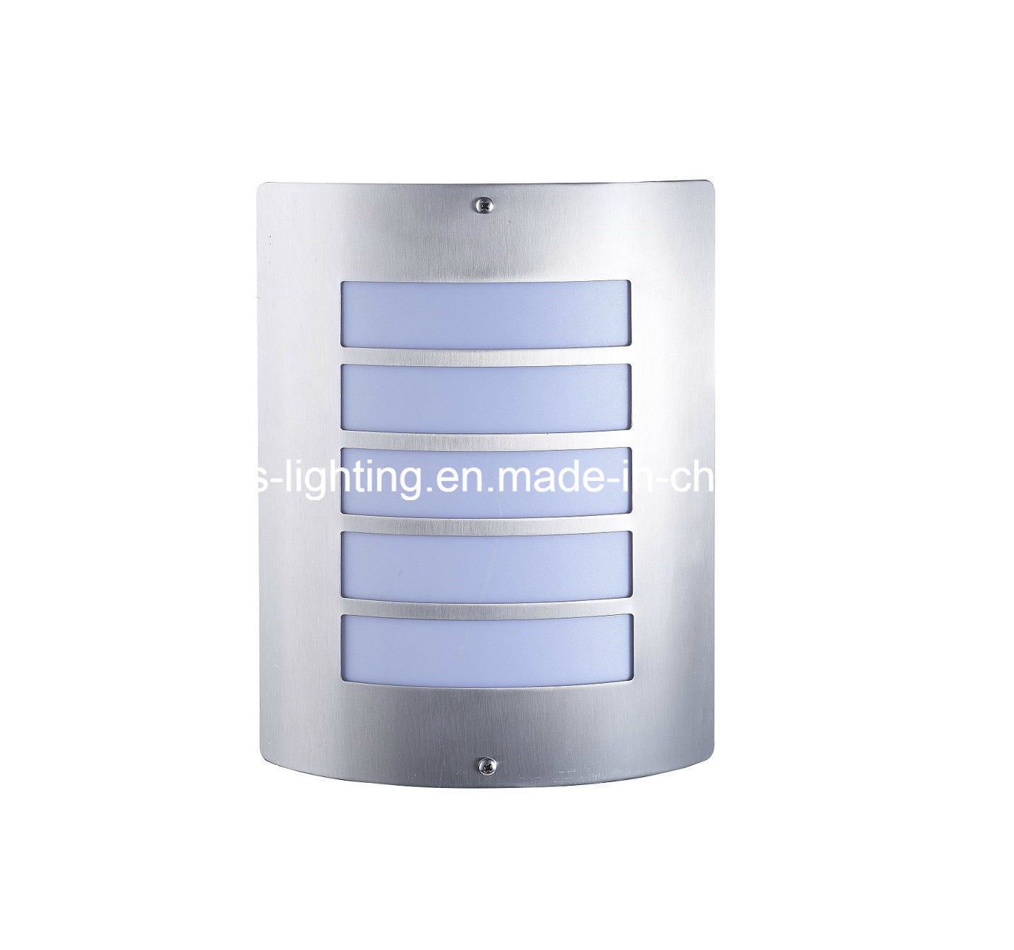 Square Shade Stainless Steel Outdoor Light with Ce Certificate (LH031B2)