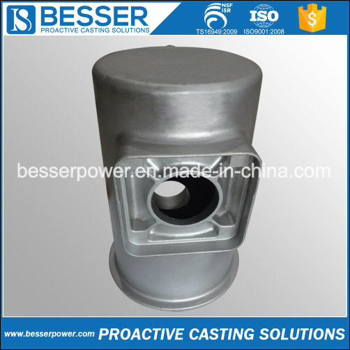 Ts16949 304/316 Silica Sol Lost Wax Investment Casting Manufacturer