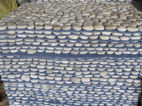 Cobblestone Paver Mats Path Decoration