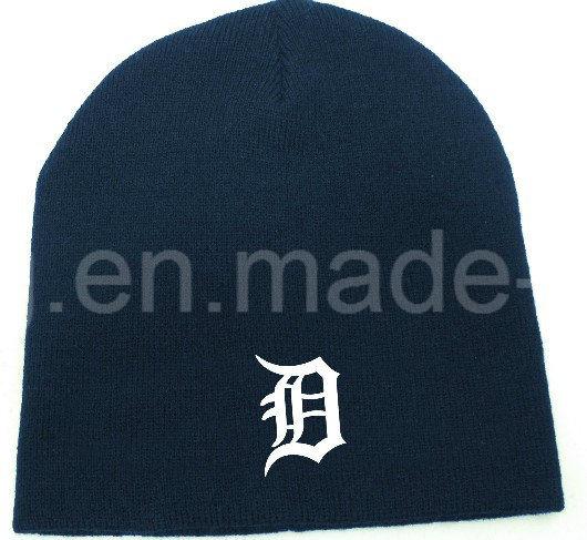 Winter Acrylic Knitted Hat/Cap, Fashion Warm Beanie