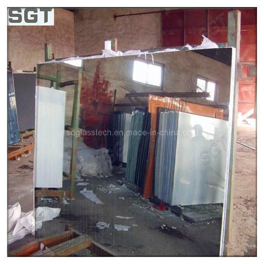 8mm Clear Silver/Aluminum/ Copper Free Mirror with CE, SGS, Csi