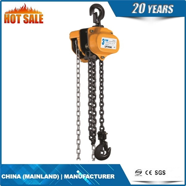 High Quality 360 Dgree Overload Chain Hoist (HSZ-C)