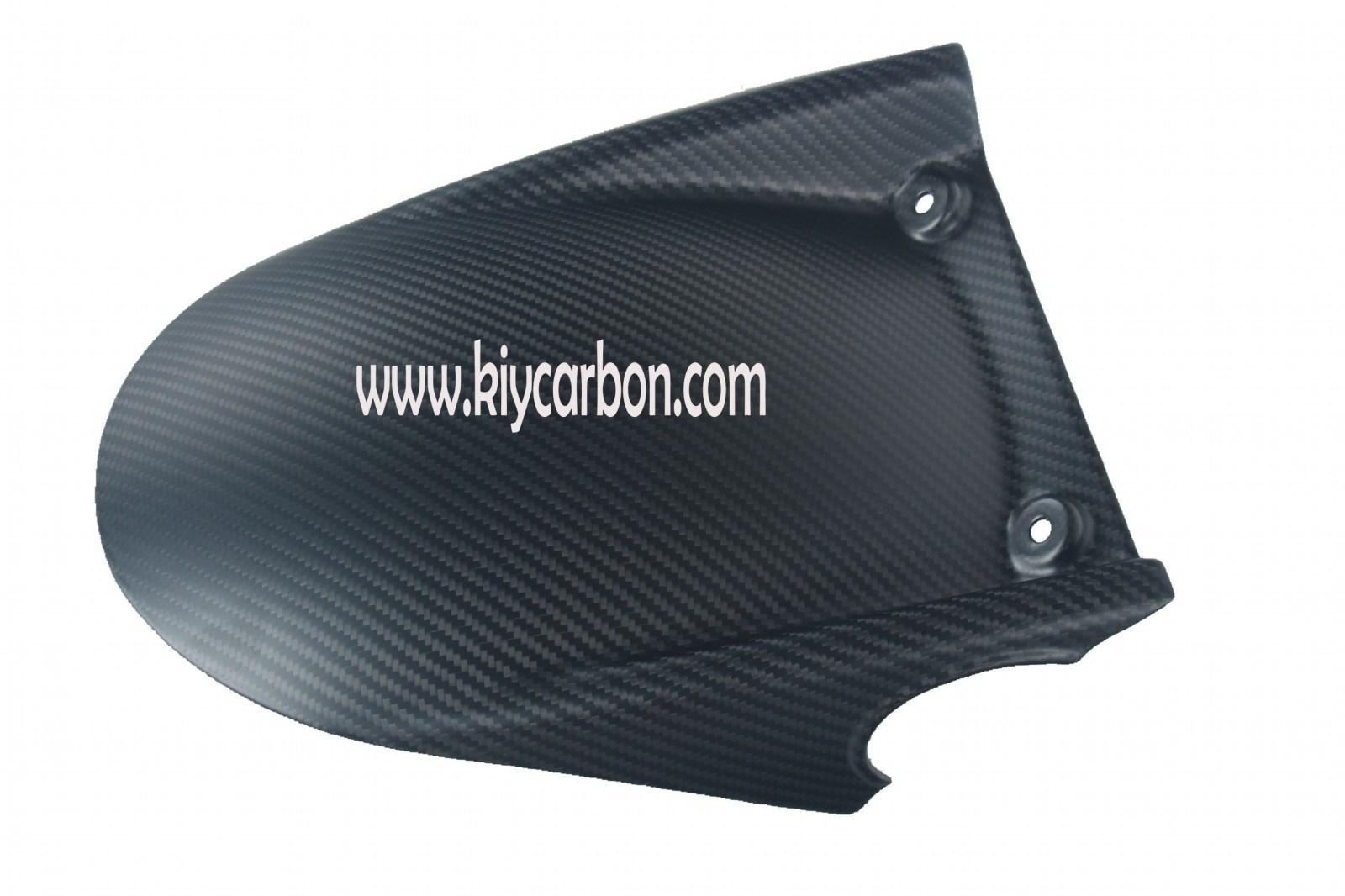 Carbon Motorcycle Rear Hugger for Aprilia Rsv4