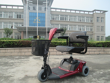 9′′ Electric Mobility Scooter with 450W Motor