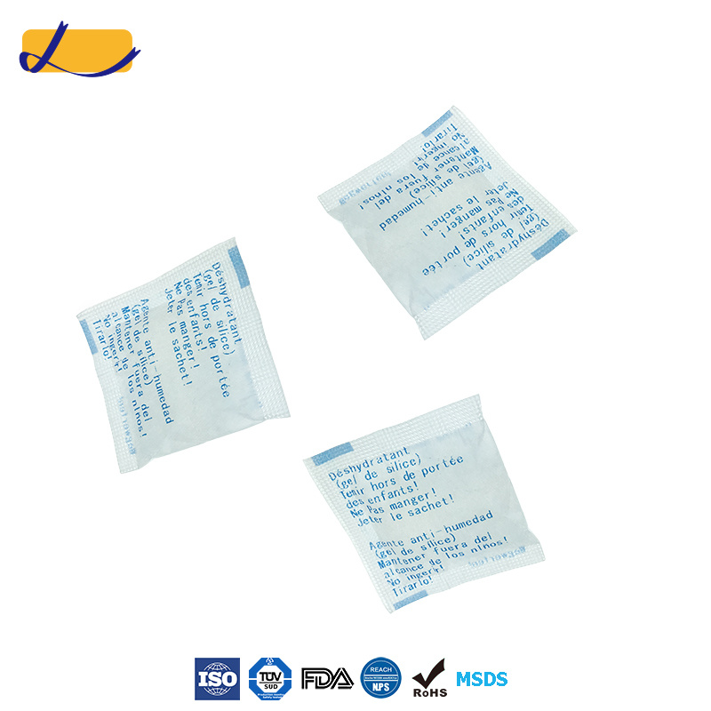 10g Cotton Paper Silica Gel Desiccant for Sale