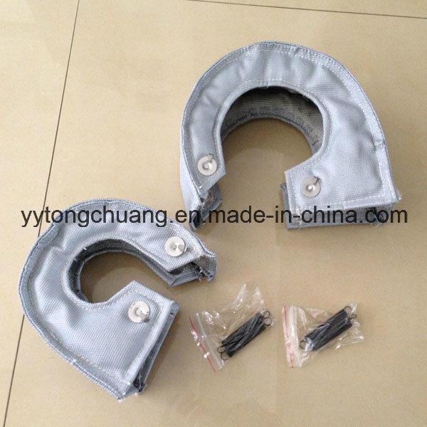 Automotive Thermo Insulation T3/T4/T6/T25 Fiberglass Turbo Blanket