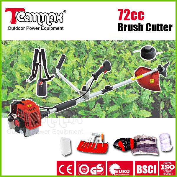 72cc Gasoline Grass Trimmer with Rotatable Handle