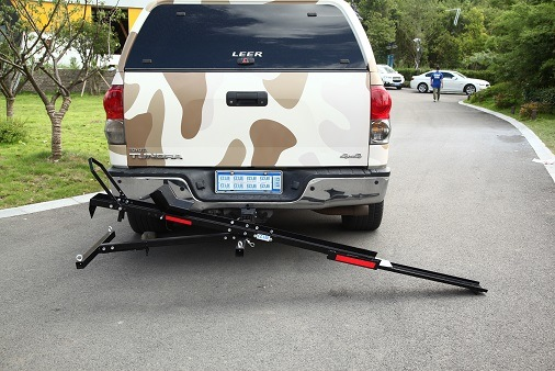 Motorcycle Carrier Ramp