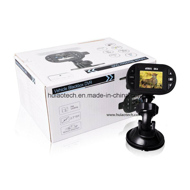 "Cheap 1.5"" Car DVR with 1.3mega CMOS Camera, G-Sensor, 1080P Optical Sensor"