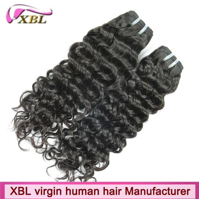 Xbl Wholesale Peruvian Hair Virgin Human Hairpieces