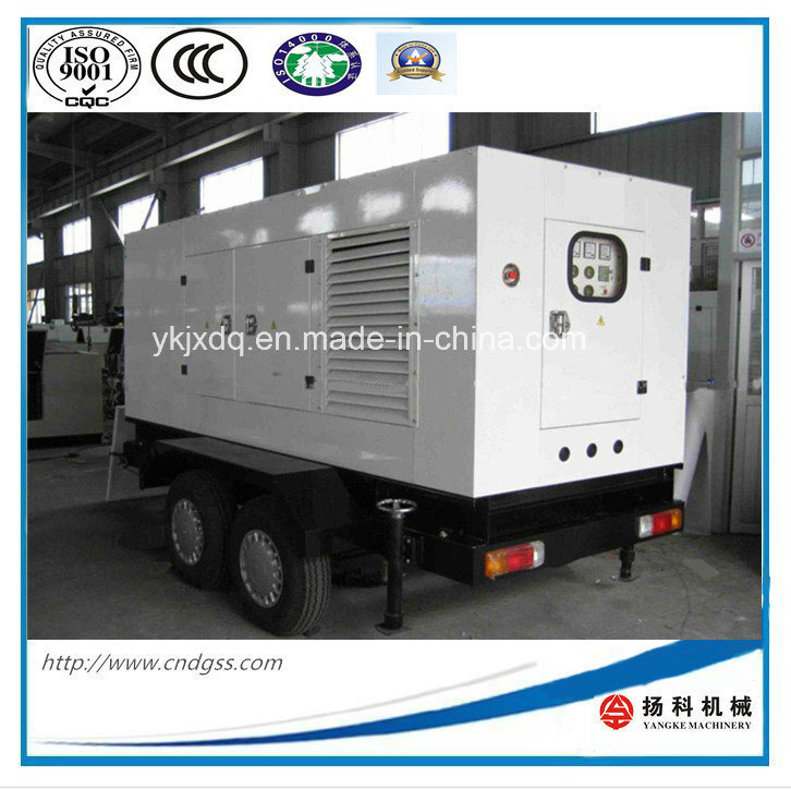 480kw/600kVA Soundproof / Silent Diesel Generator with Perkins Engine