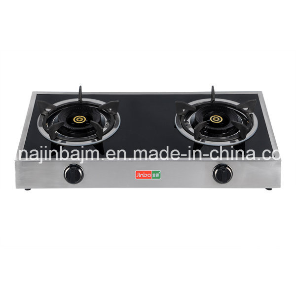 2burner tempered glass top stainless steel gas cookergas stove