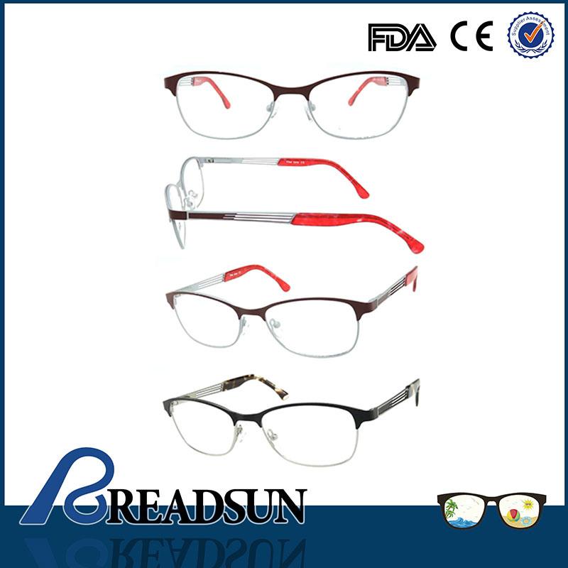 Fashion Optical Glasses Frame Metal Eyewear Wholesale in China Om134215
