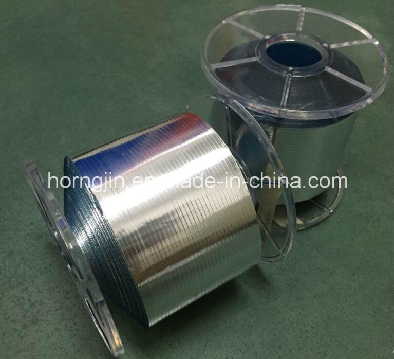 Aluminium Foil Laminated Film Pet Tape Mylar Very Fine Axis Aluminum Product