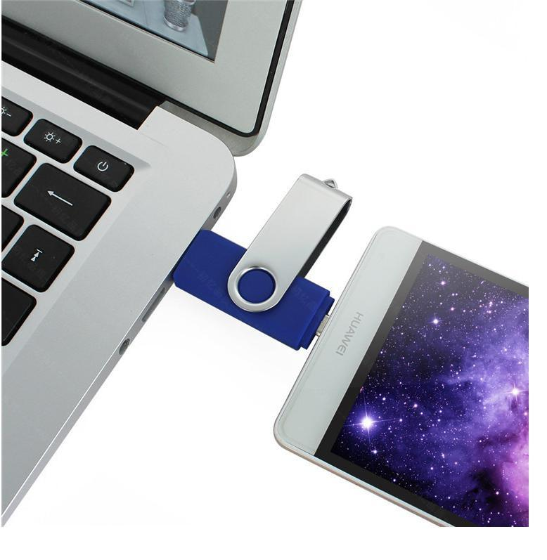 USB3.0 Swivel OTG USB Flash