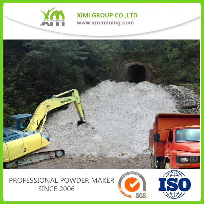High Grade 98.5% Superfine CaCO3 Calcium Carbonate Powder for Industrial Grade