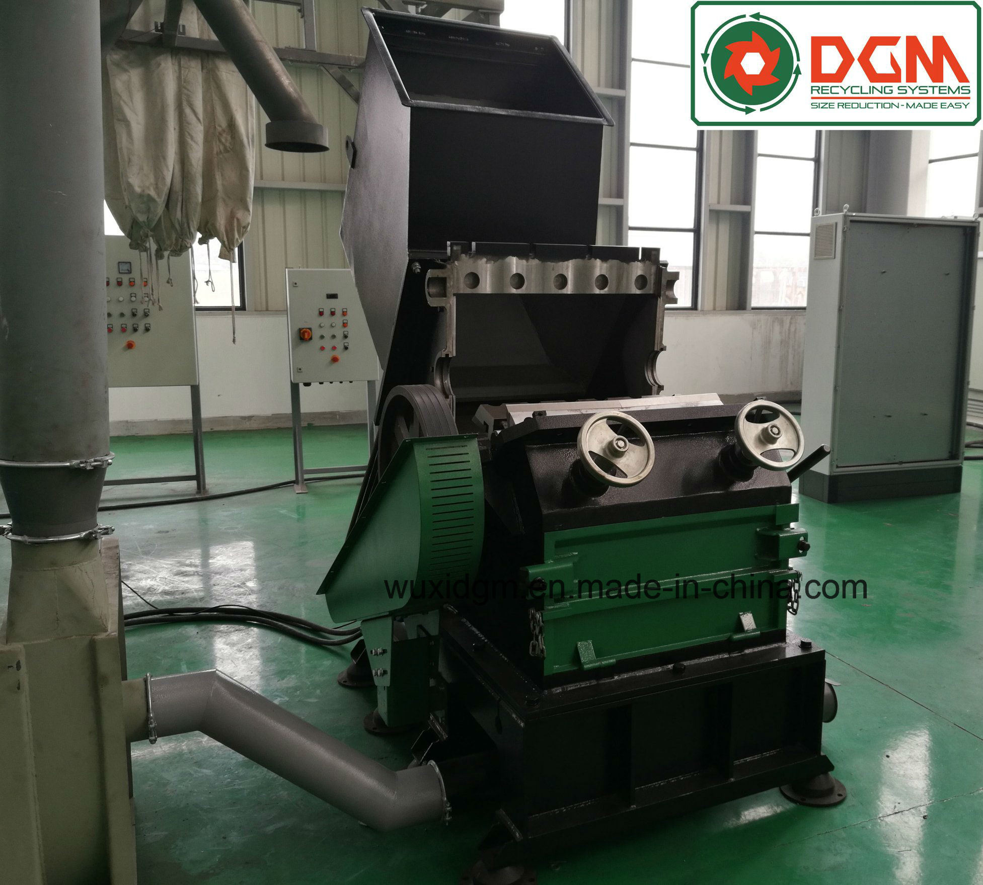 Dge5001000 Economical Granulator Increase Value of Your Materials