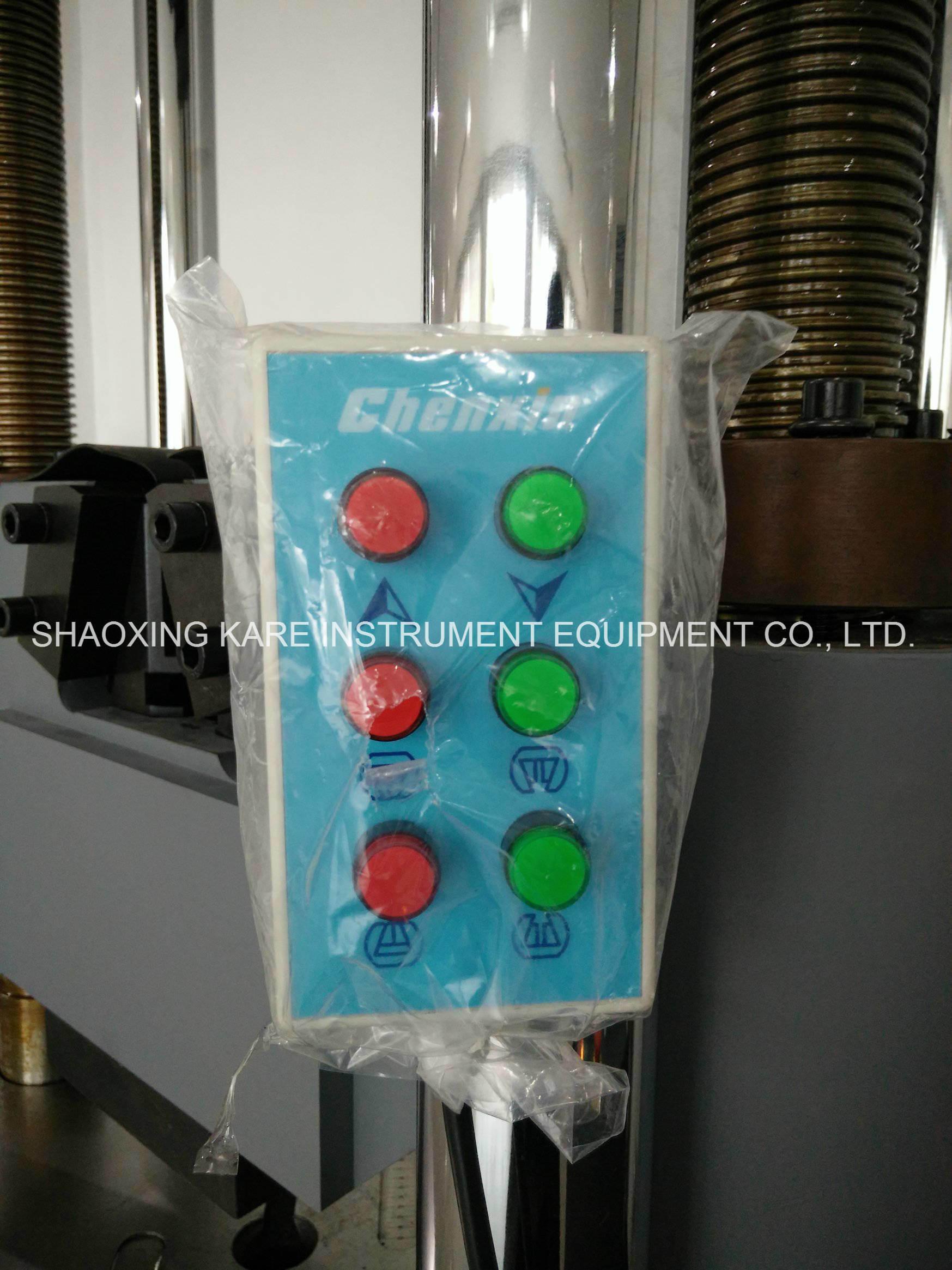 Computerized Electro-Hydraulic Servo Universal Testing Machine (WAW-1000B)