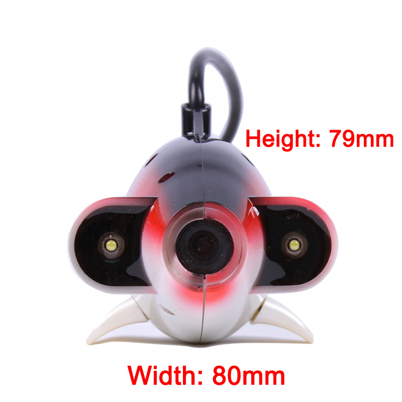 Underwater Camera CR110-7J3 with 20m to 100m Cable Cable Diameter at 2.6mm