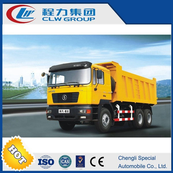 6*4 Front Lifting Dump Truck for Sale