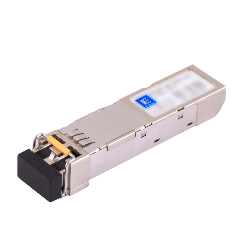 1.25GB/s Compact SFP 1550nm 10km Optical Transceiver