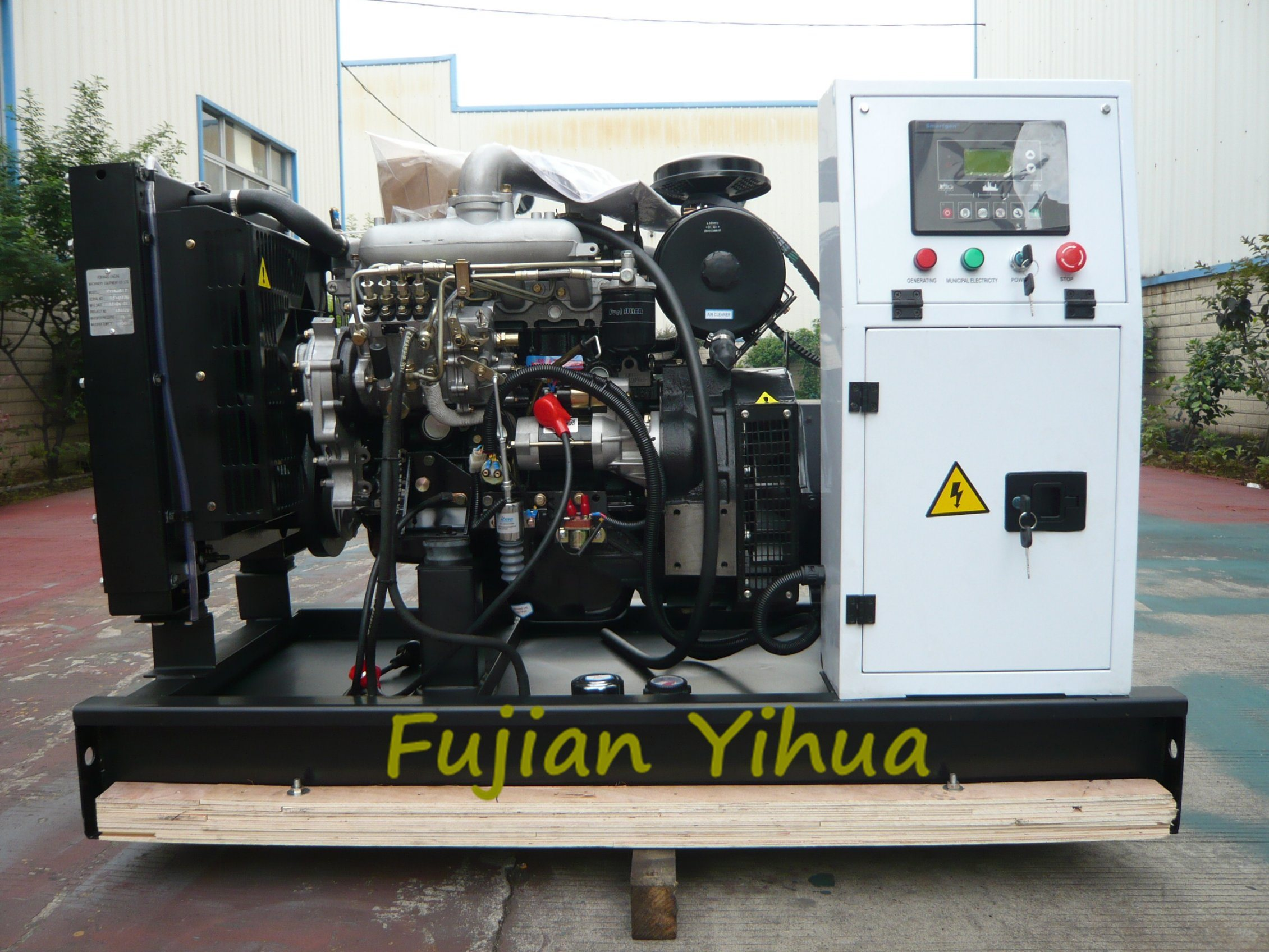 Good Quality! Foton (Isuzu) Diesel Generator Set